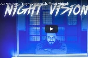 "WATCH: AJ From The BSB Released His Country Music Video for ""Night Visions"""