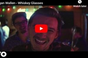 "WATCH: Morgan Wallen Released the Music Video for ""Whiskey Glasses"""
