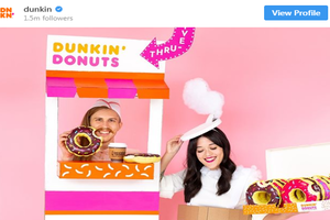 Dunkin' Could Give You Free Coffee – If You Dress Up As Them!