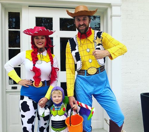 Check Out Your Favorite Country Stars' Halloween Costumes!