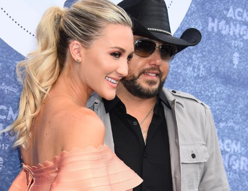 Jason & Brittany Aldean Reveal Their Baby Girl's Name!