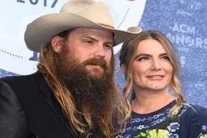 CONGRATS! Chris and Morgane Stapleton Are Expecting!