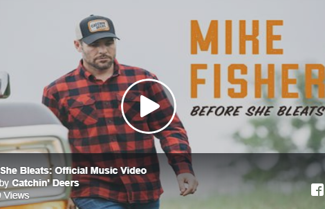 """WATCH: Mike Fisher Made A Parody  set to """"Before He Cheats"""""""