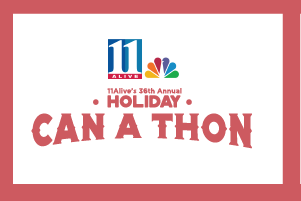 11Alive's 36th Annual Holiday Can-A-Thon