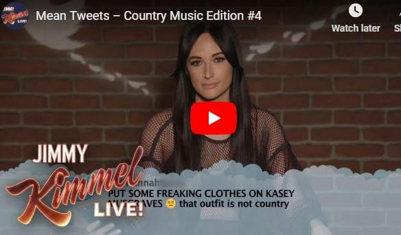 WATCH: Mean Tweets – Country Edition 4!