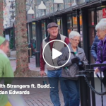 WATCH: This Guy Dressed as 'Buddy the Elf' Pick Pillow Fights!