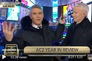 WATCH: Andy Cohen Revealed His Baby's Gender!
