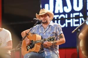 Jason Aldean Honored With ACM Artist Of The Decade Award