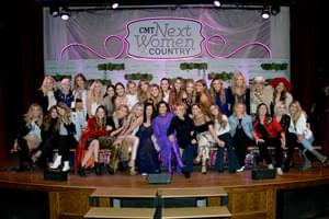 CMT Next Women of Country Tour Kick Off