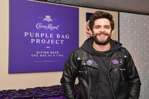 Thomas Rhett Surprised Military Moms with Visits from Their Sons and Daughters