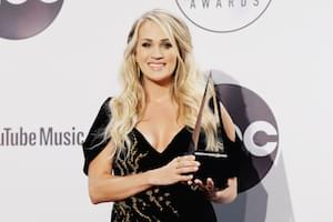Carrie Underwood Performed With a Special Needs Fan