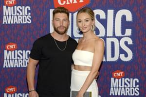 Chris Lane and Lauren Bushnell Are Engaged