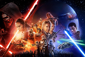 Jon's Movie Review: Star Wars: The Force Awakens