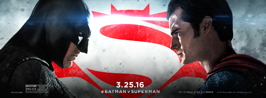 Jon's Movie Review: Batman v Superman