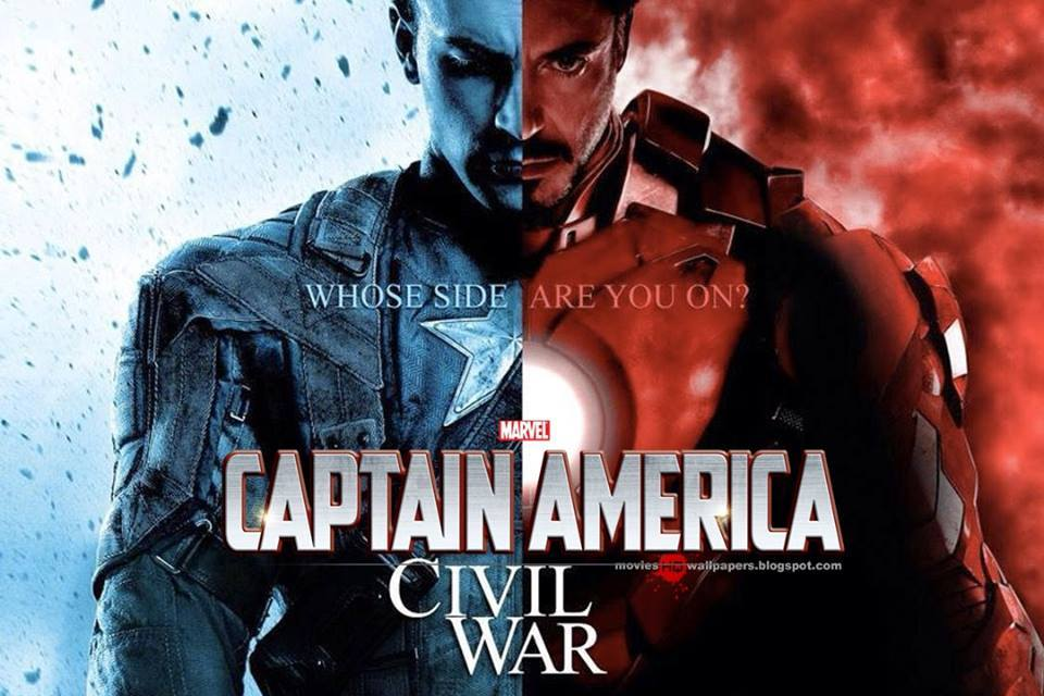 Jon's Movie Review: Captain American: Civil War