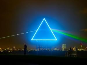DARK SIDE OF THE MOON- 45 YEARS YOUNG