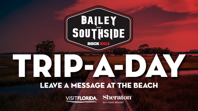 Leave A Message At The Beach Sheraton At Bay Point Rock 1005