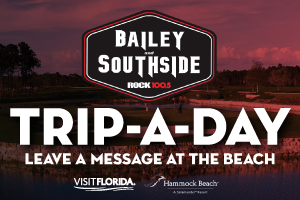 Leave a Message at the Beach: Hammock Beach