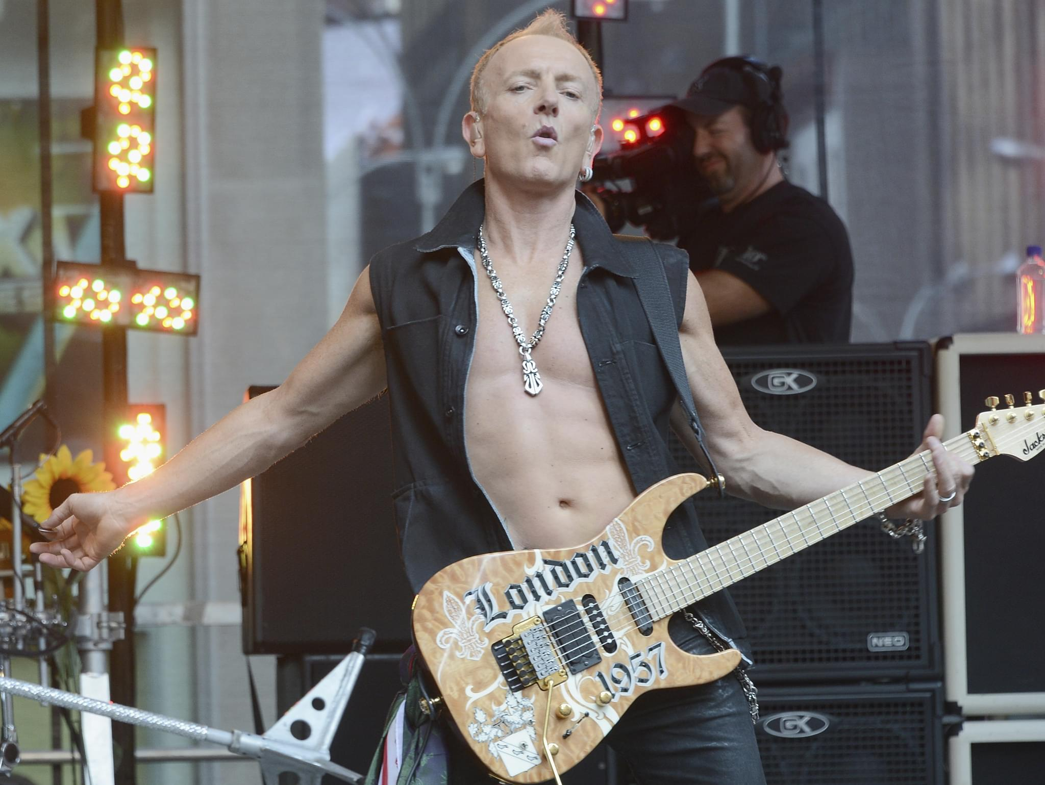 LISTEN: PHIL COLLEN OF DEF LEPPARD, INTERVIEWED BY JACKSON