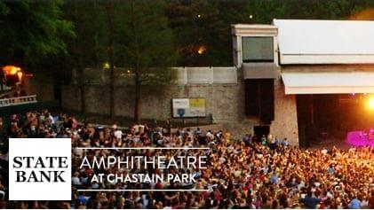 Delta Concert Series B – State Bank Amphitheatre at Chastain Park