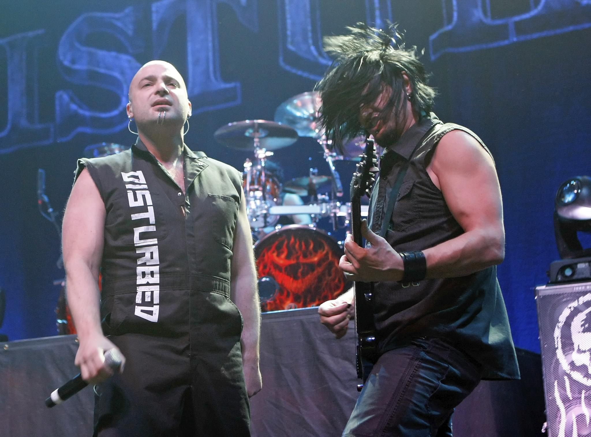NEW! DISTURBED ALBUM AND TOUR HEADING OUR WAY