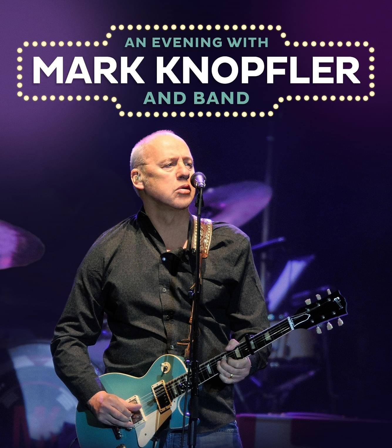 September 4 – Mark Knopfler