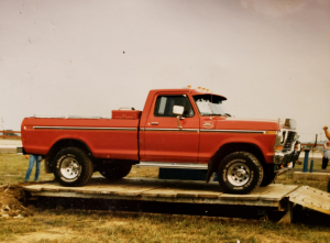 Man seeks Ford F-150 in which his wife was born nearly 37 years ago
