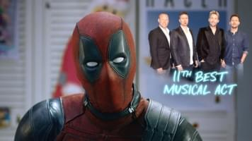 VIDEO: Deadpool Trolls 'Avengers: Endgame' Movie, Defends Nickelback