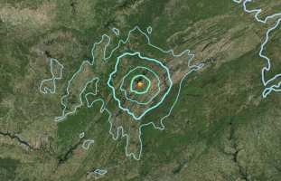 USGS: 4.4 earthquake felt in Georgia