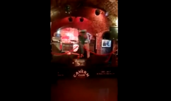 VIDEO: Dude Nearly Kills Guitarist for Playing a Song He Doesn't Like