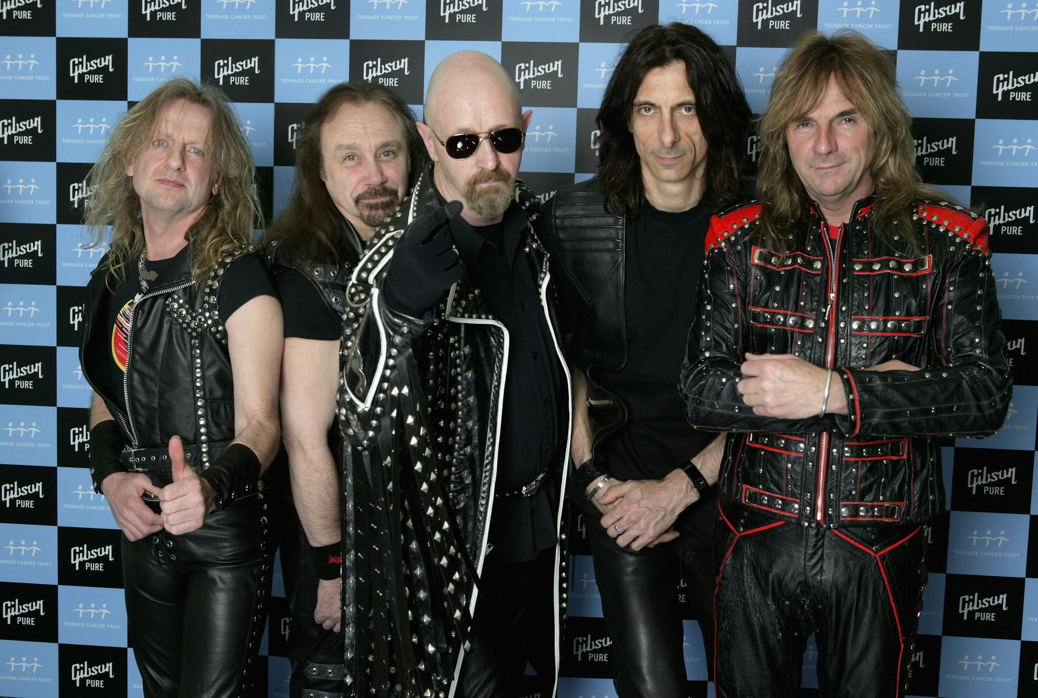 RICHIE FAULKNER – JUDAS PRIEST