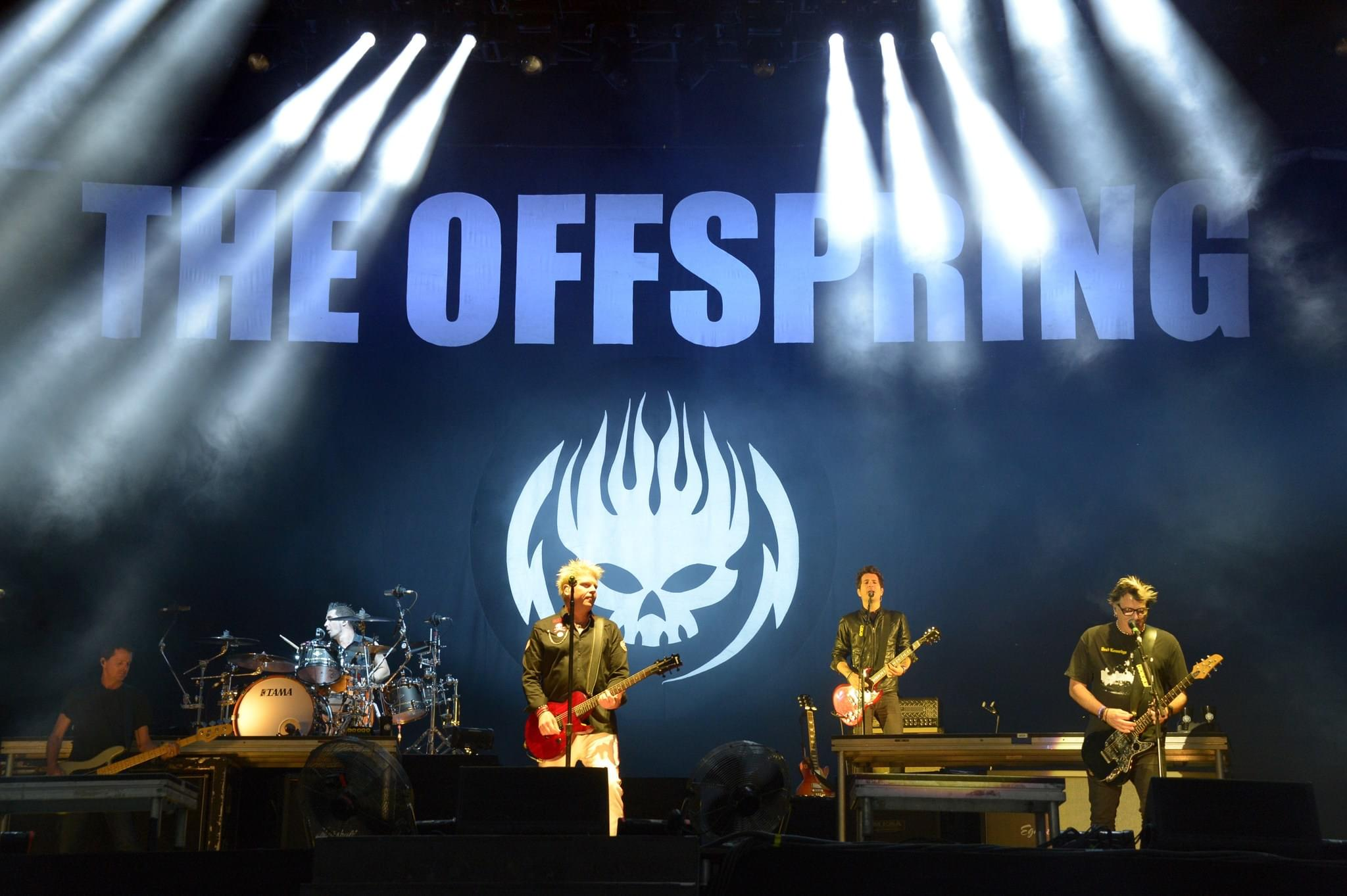 THE OFFSPRING SAY NEW ALBUM IS DONE