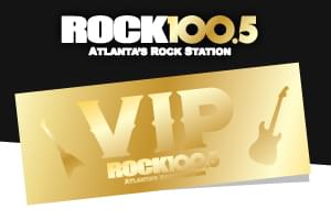 ROCK100.5 GOLDEN TICKET