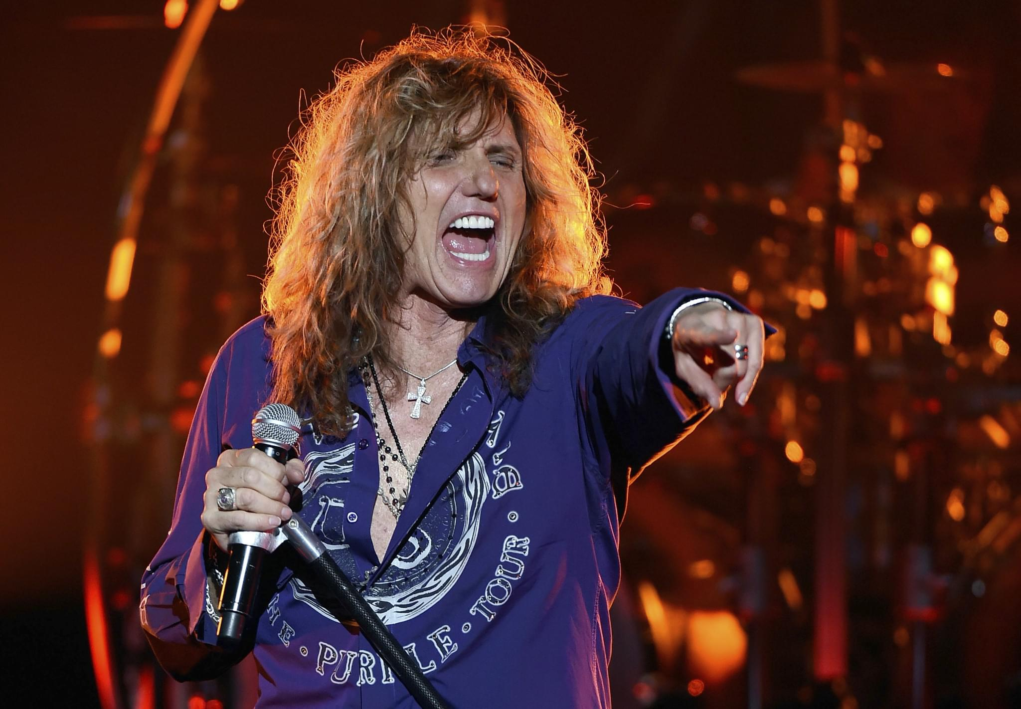 INTERVIEW: DAVID COVERDALE – WHITESNAKE