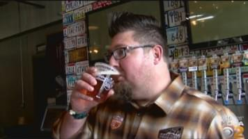 Ohio Man To Drink Only Beer During Lent