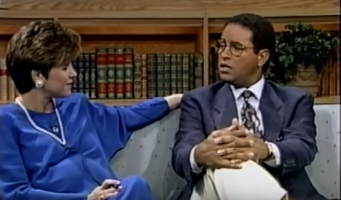VIDEO: 30 Year Old Video Shows Bryant Gumbel Grilling Katie Couric on Maternity Leave