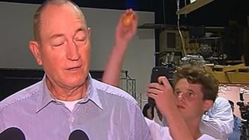 VIDEO: 'Egg Boy' Goes Viral in NZ