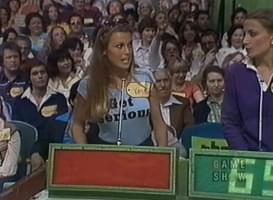 The Time A Young Vanna White Was A Contestant On 'The Price Is Right'