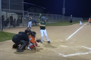 VIDEO: Drunk Little League Umpire is So Wasted