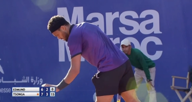 VIDEO: Tennis Broadcast Dominated By Commentator's Loud, Wet Snacking