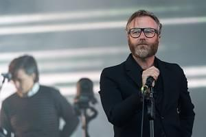 Watch: The National Perform on The Late Show