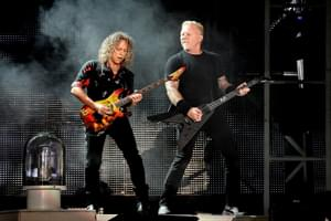 2019 NBA Finals To Have Metallica Perform National Anthem