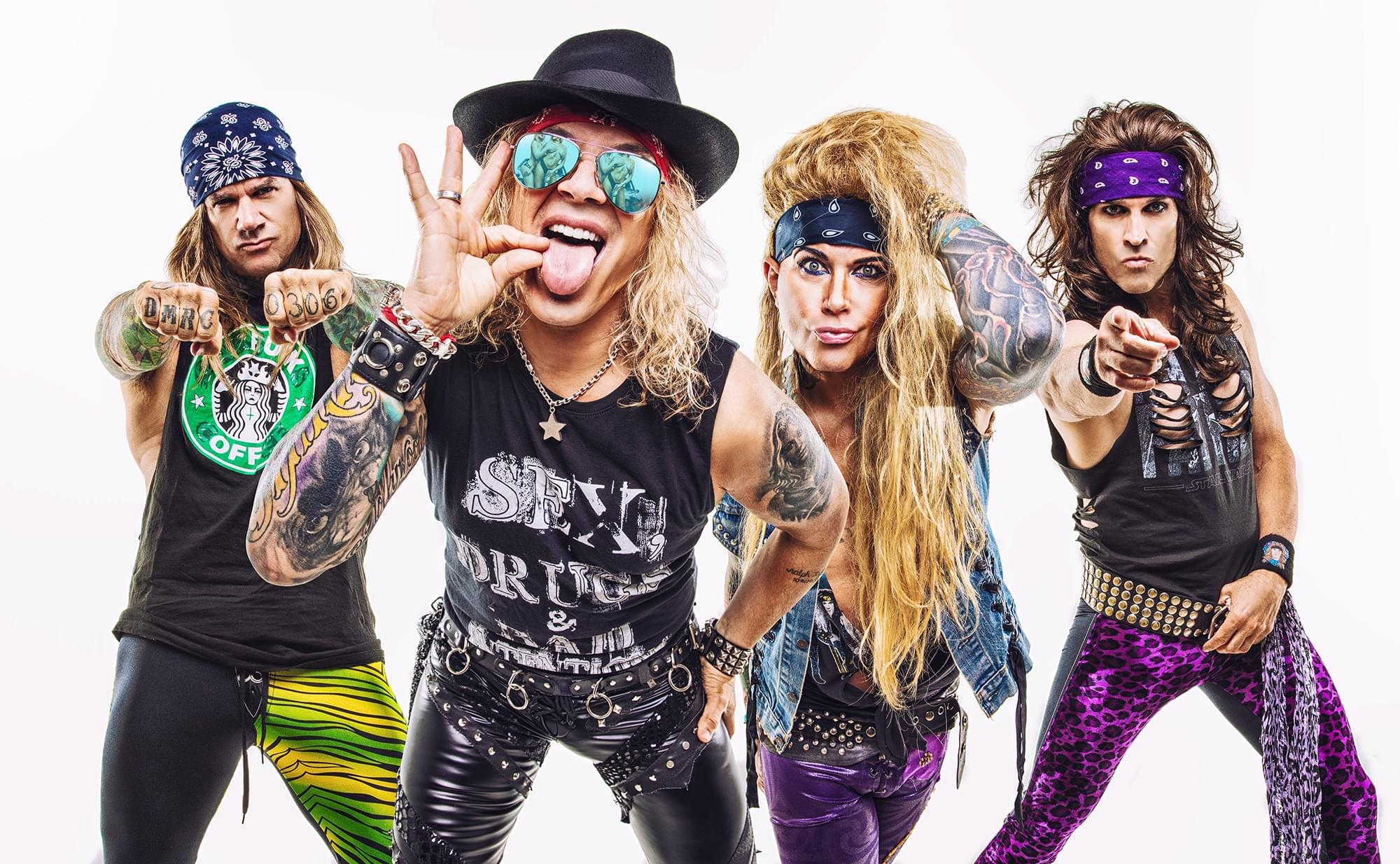 Oct 13  – Steel Panther