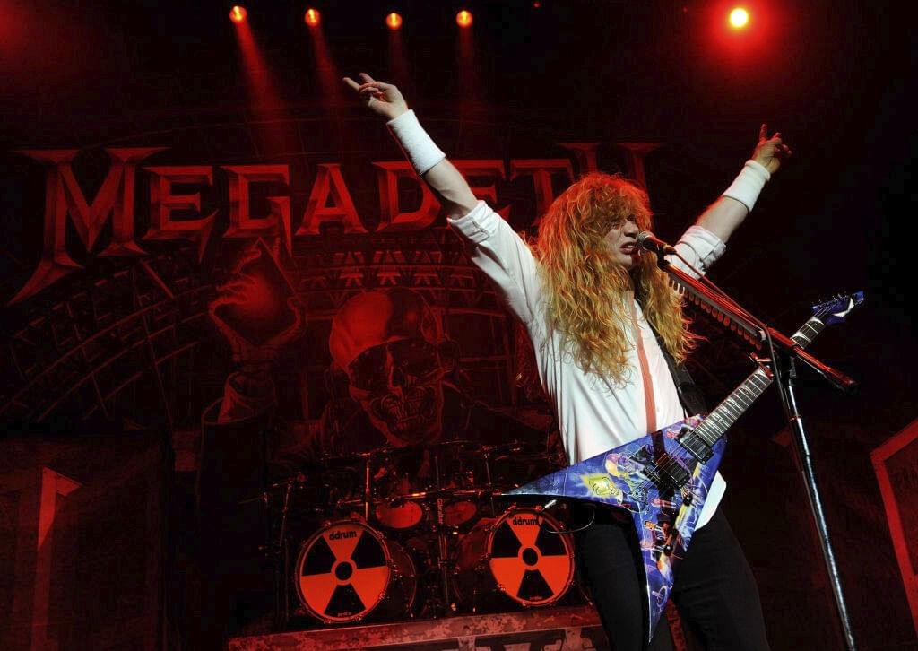 INTERVIEW: DAVE ELLEFSON – MEGADETH