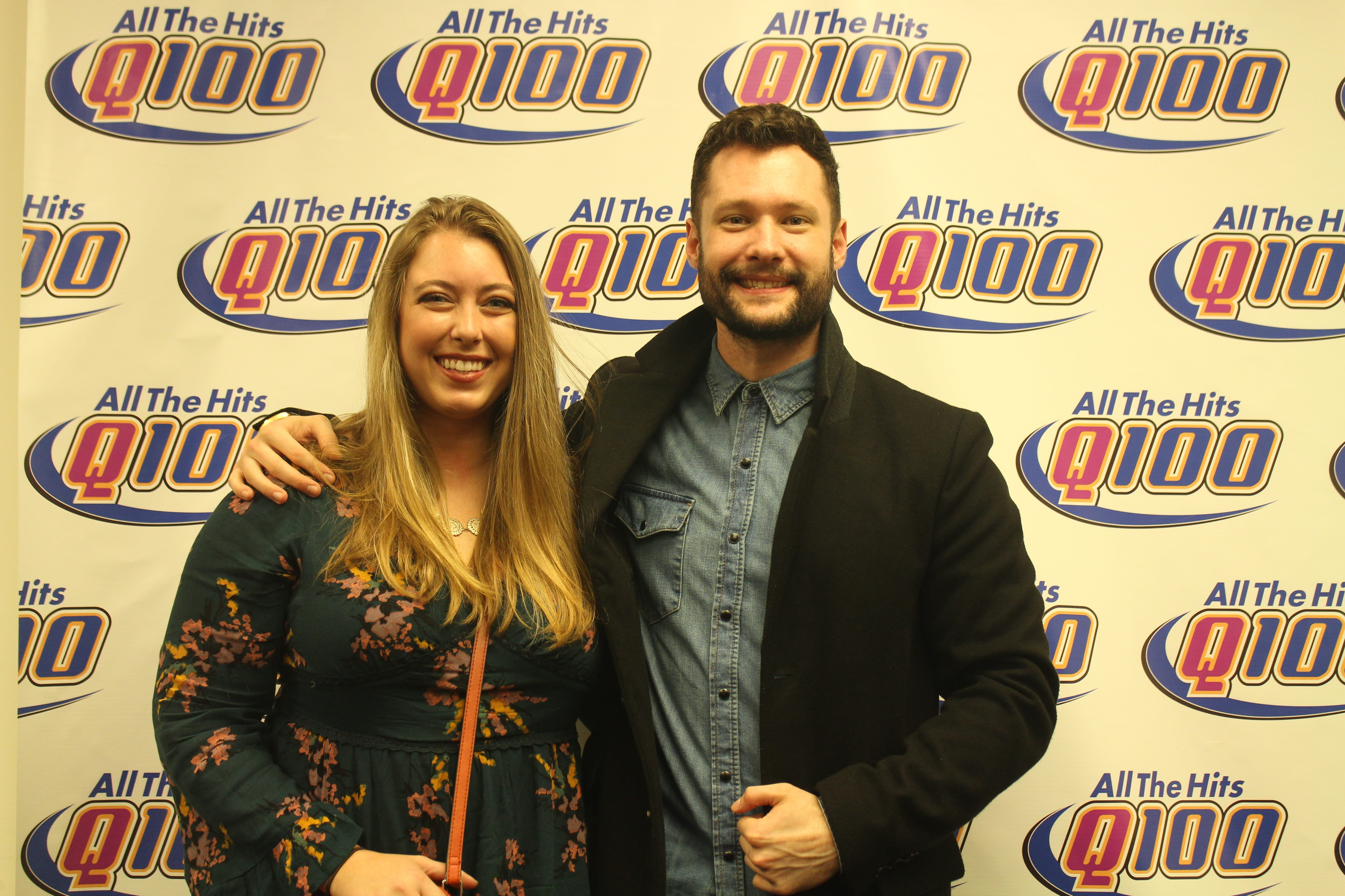 Calum Scott Meet Greet Pics Q100 Wwwq Fm