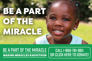 Making Miracles Radiothon Afterglow | News Radio 1067