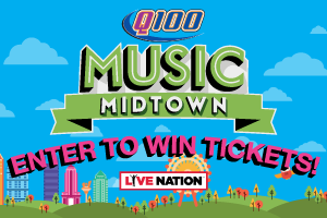 Enter to win a pair of 2-Day Passes to Music Midtown 2018!