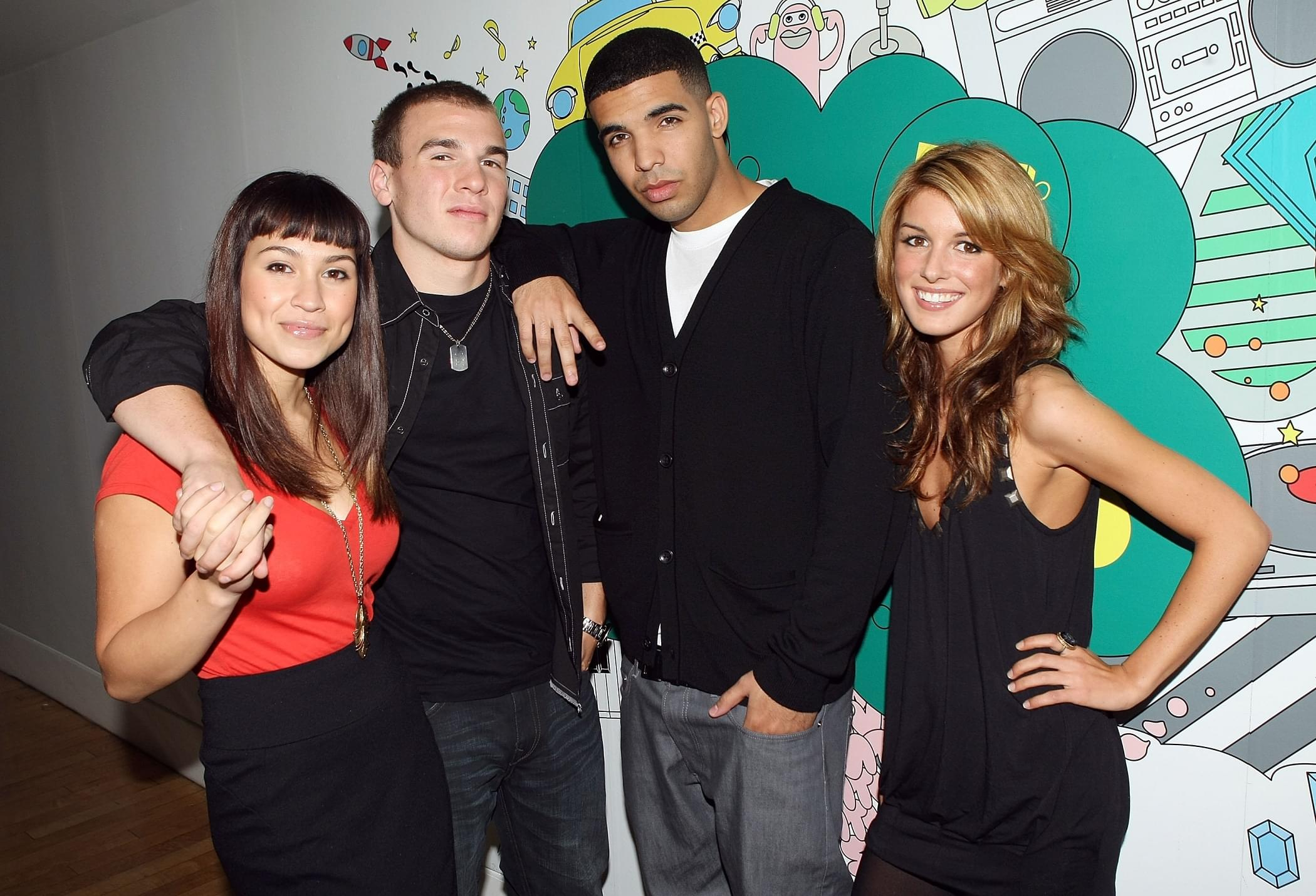 WATCH: The Cast of 'Degrassi' Reunites for Drake's 'I'm Upset' Music Video