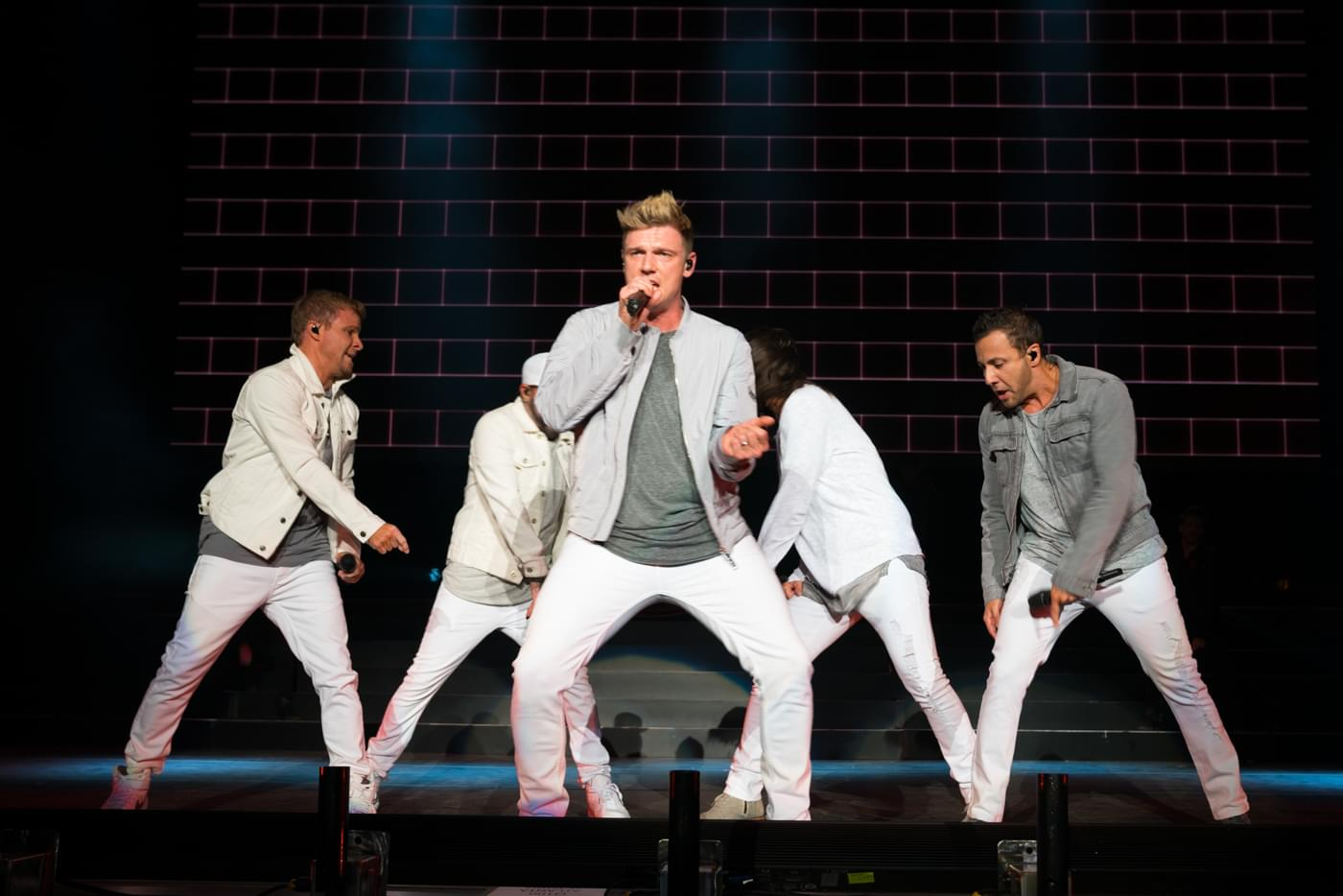 WATCH: The Backstreet Boys Perform on The Tonight Show with Jimmy Fallon