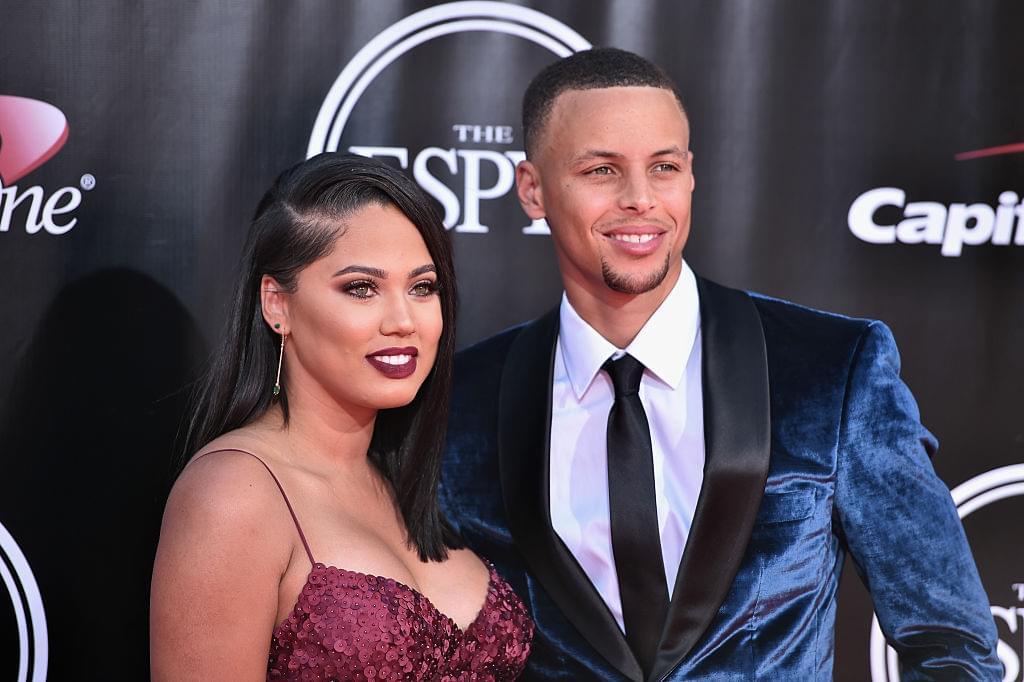 Steph & Ayesha Curry Welcome Baby #3